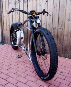 Bici Elettrica Custom Urbazstyle
