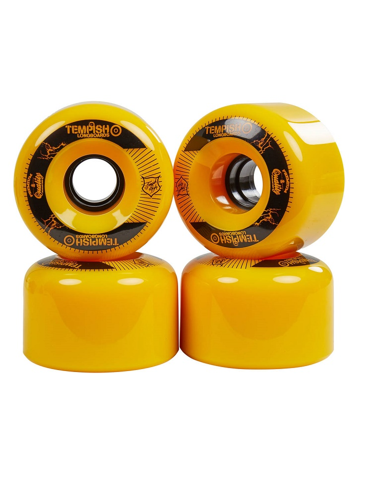 tempish-longboard-wheels-yellow-4-pack